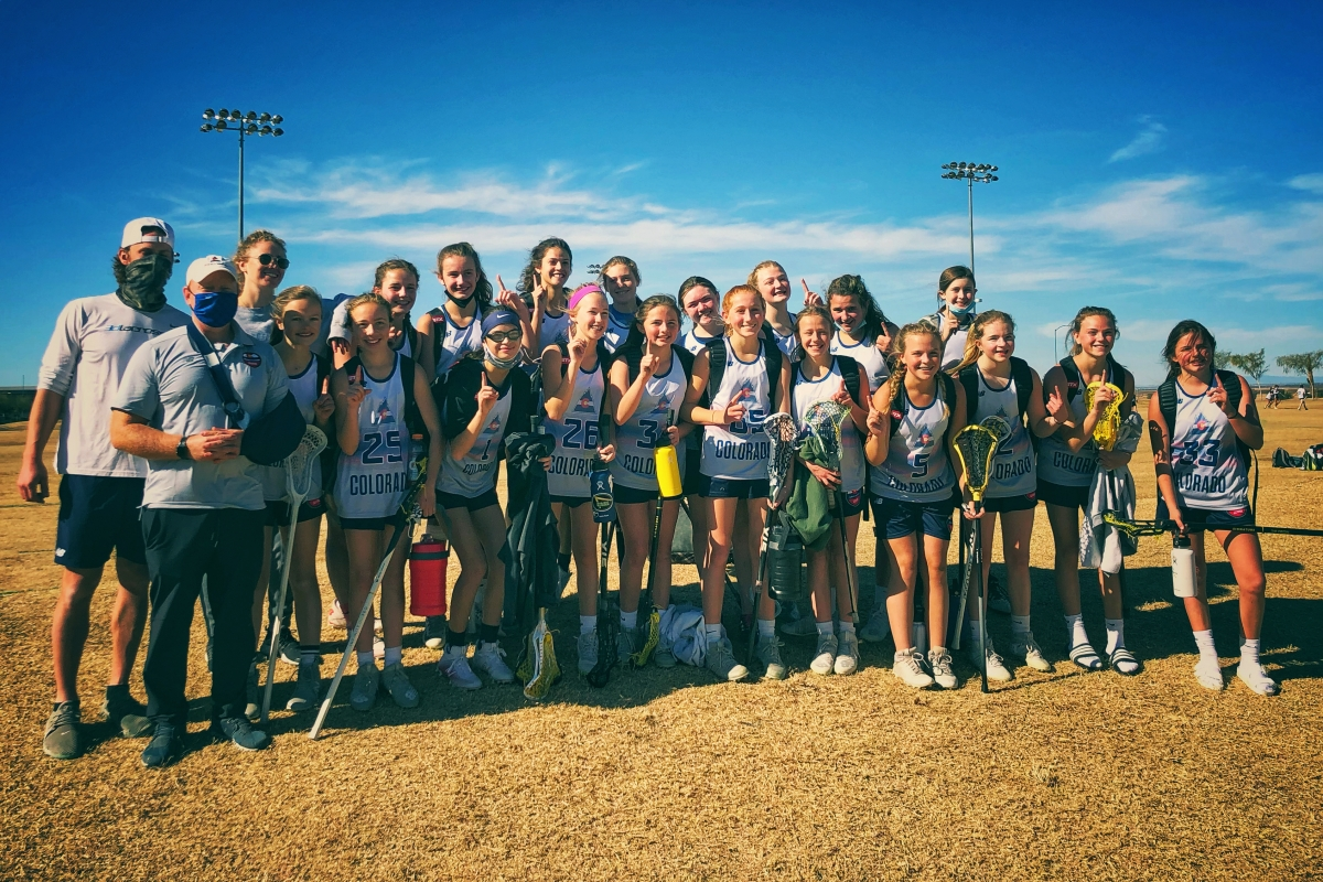 3d Colorado Girls 2025 AA at Desert Hustle