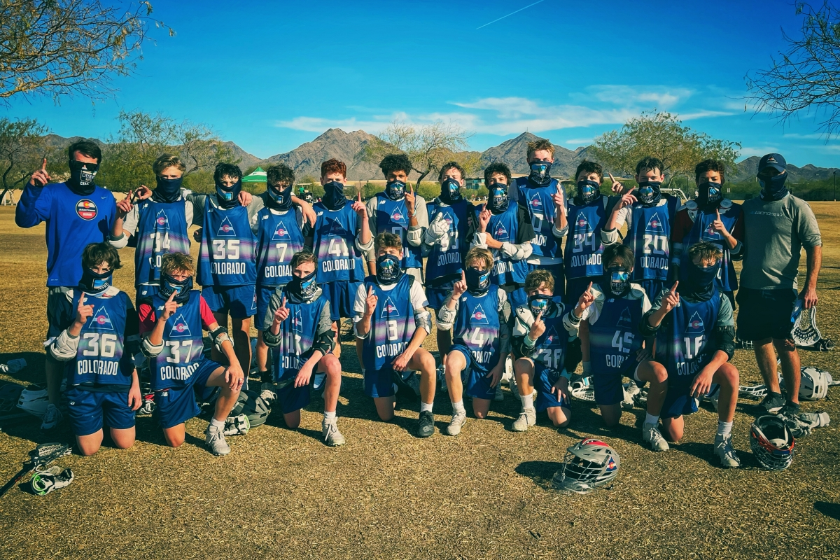 3d Colorado 2025 AA at Desert Hustle