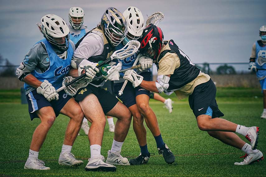 Action at the FLG in 3d Fall Shootout